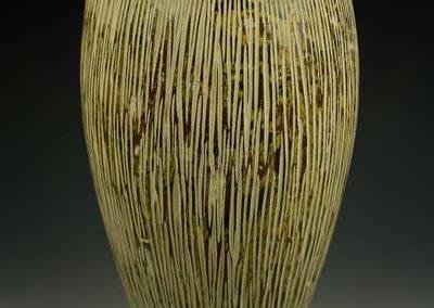 Poplar, Lignum Vitae, wooden sculpture, hollow form, wood art, wood vessel, poplar, maple