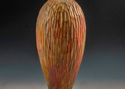 hollow wood form