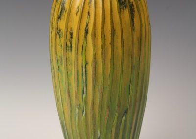 wooden hollow vessel