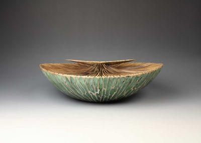 maple wood vessel